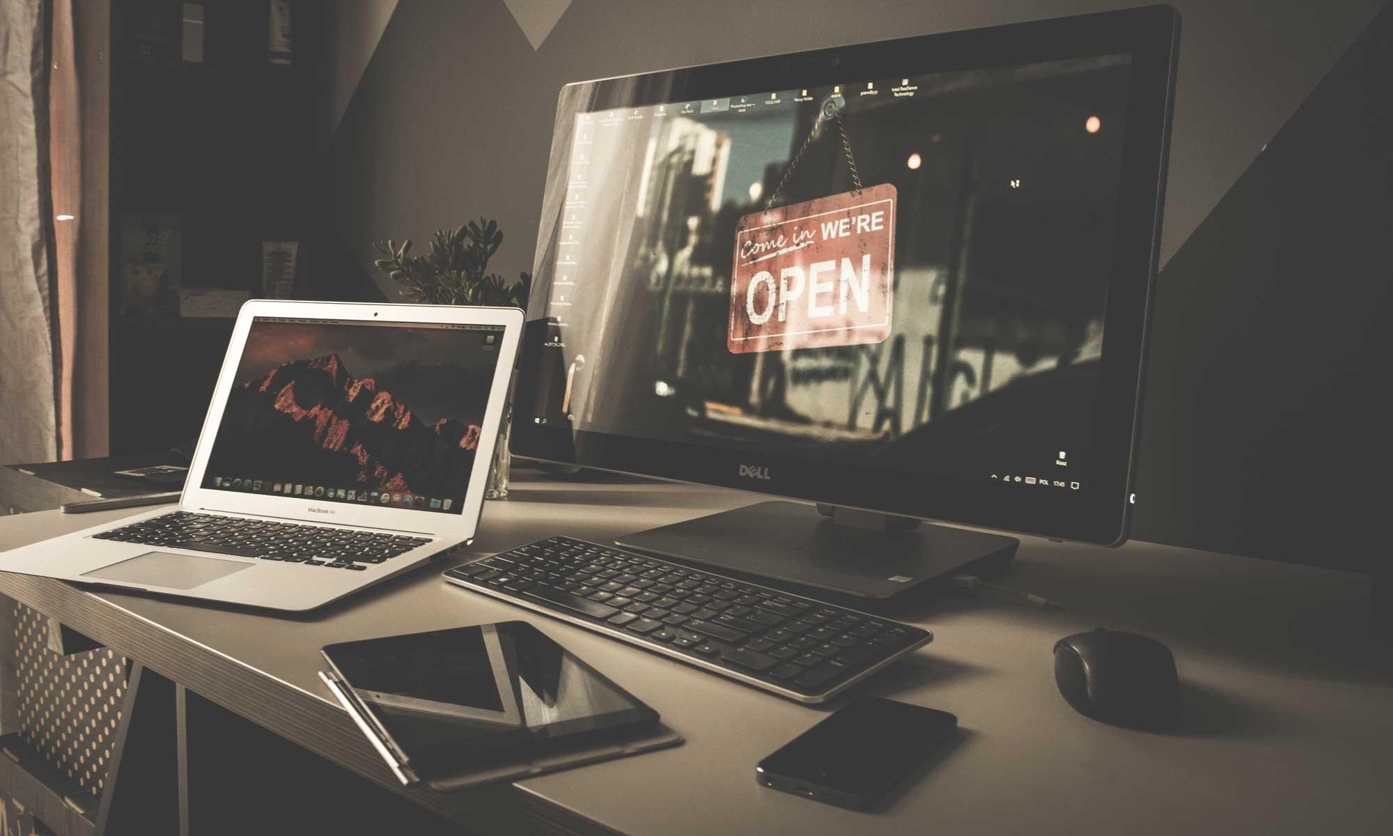 Webdesign Projekte