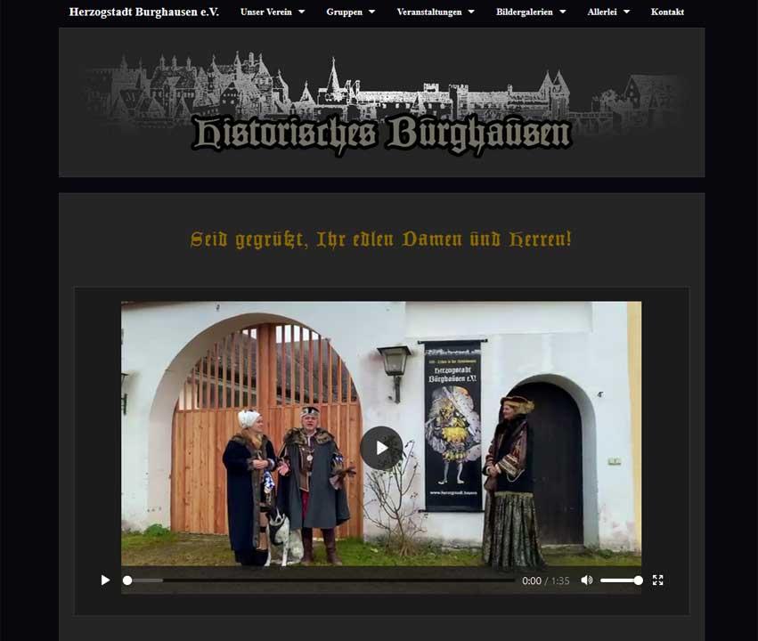 Herzogstadt Burghausen e.V.